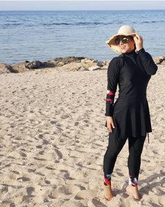 Madamme BK - Mia Burkini - Burkinis - Madamme BK - Third Culture Boutique