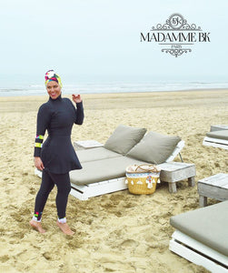 Madamme BK - Mia Burkini (L) - Burkinis - Madamme BK - Third Culture Boutique