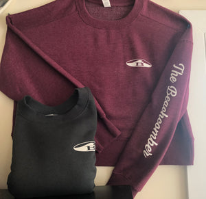 Women's Cropped Crewneck