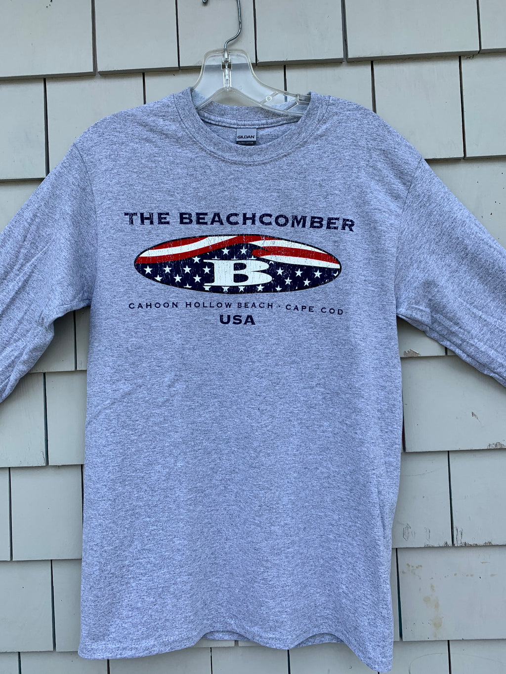 Patriotic Oval-B Shirts
