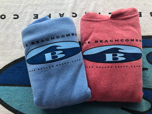Kid's Oval-B Hooded Sweatshirt