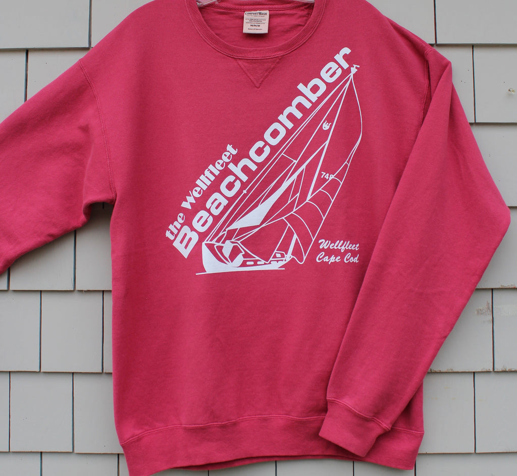 Sailboat Crewnecks
