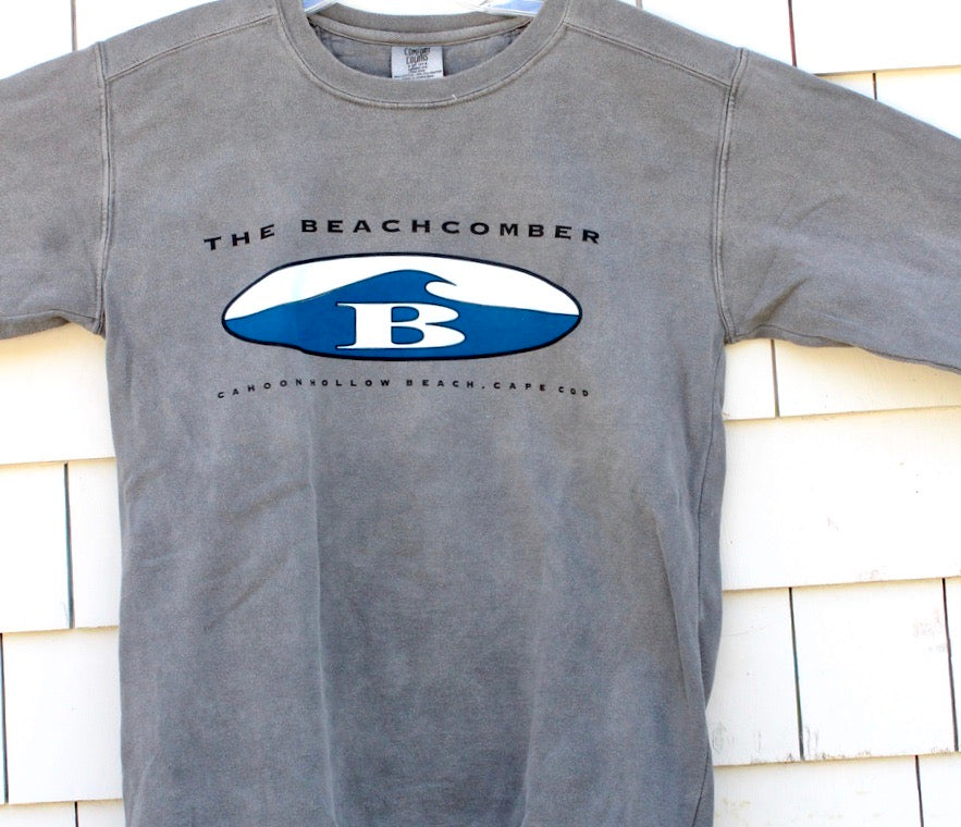 Beachcomber Oval-B Crewneck
