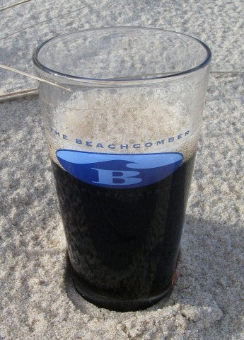 Beachcomber Pint Glass