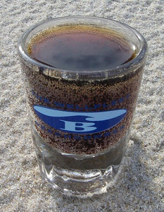 Beachcomber Shot Glass