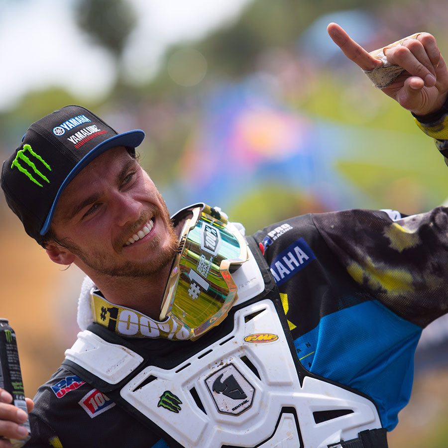 Plessinger is our AMA Pro Motocross 250 Champion!