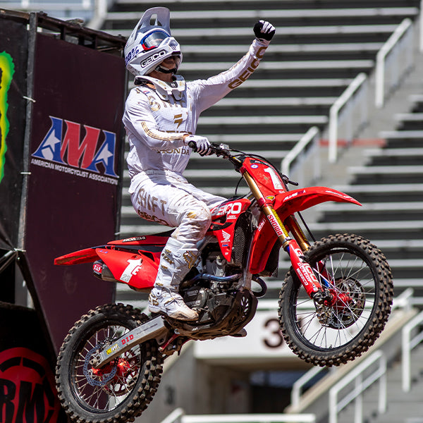 RACE RECAP: ROUND 17 SALT LAKE CITY, UT SUPERCROSS