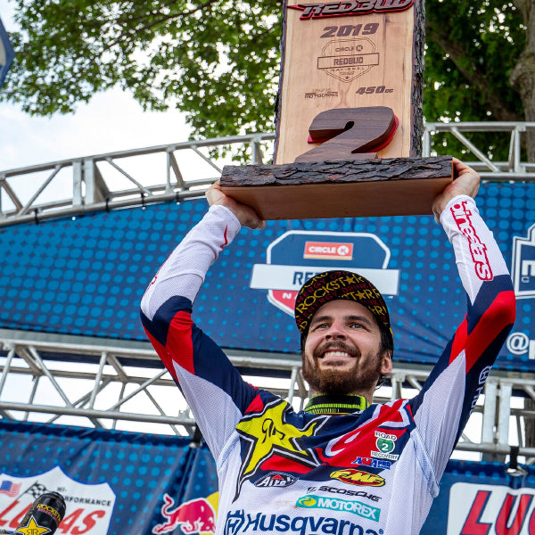 Rd. 7 REDBUD NATIONAL