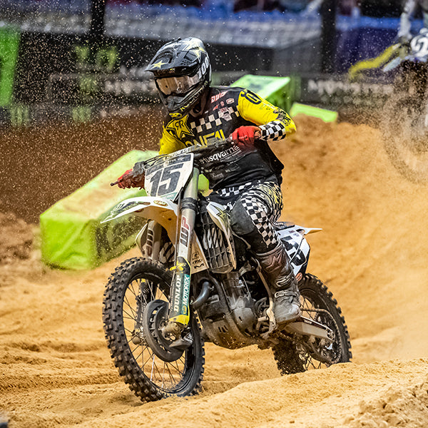 RACE RECAP: ROUND 9 ATLANTA,GA SUPERCROSS