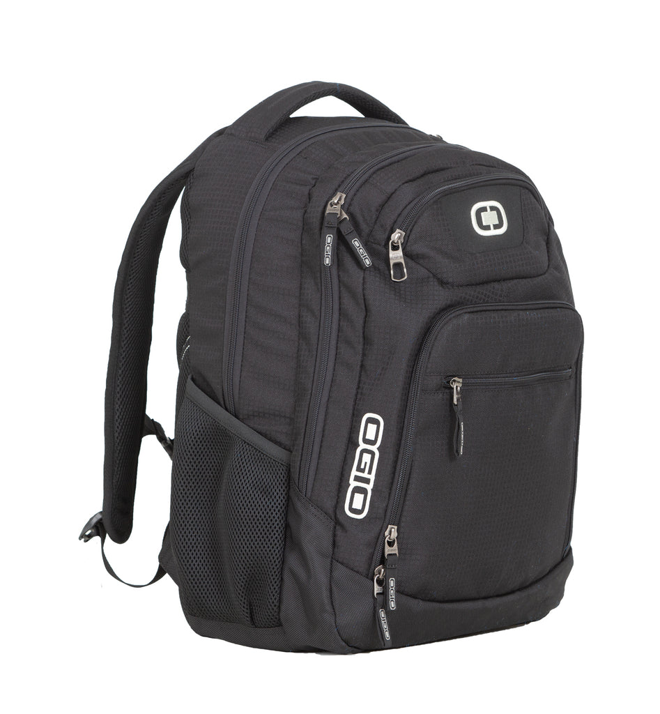 EXCELSIOR BACK PACK - BLACK