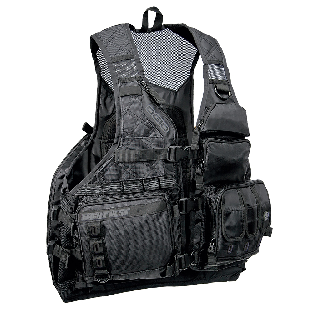 MX FLIGHT VEST - STEALTH