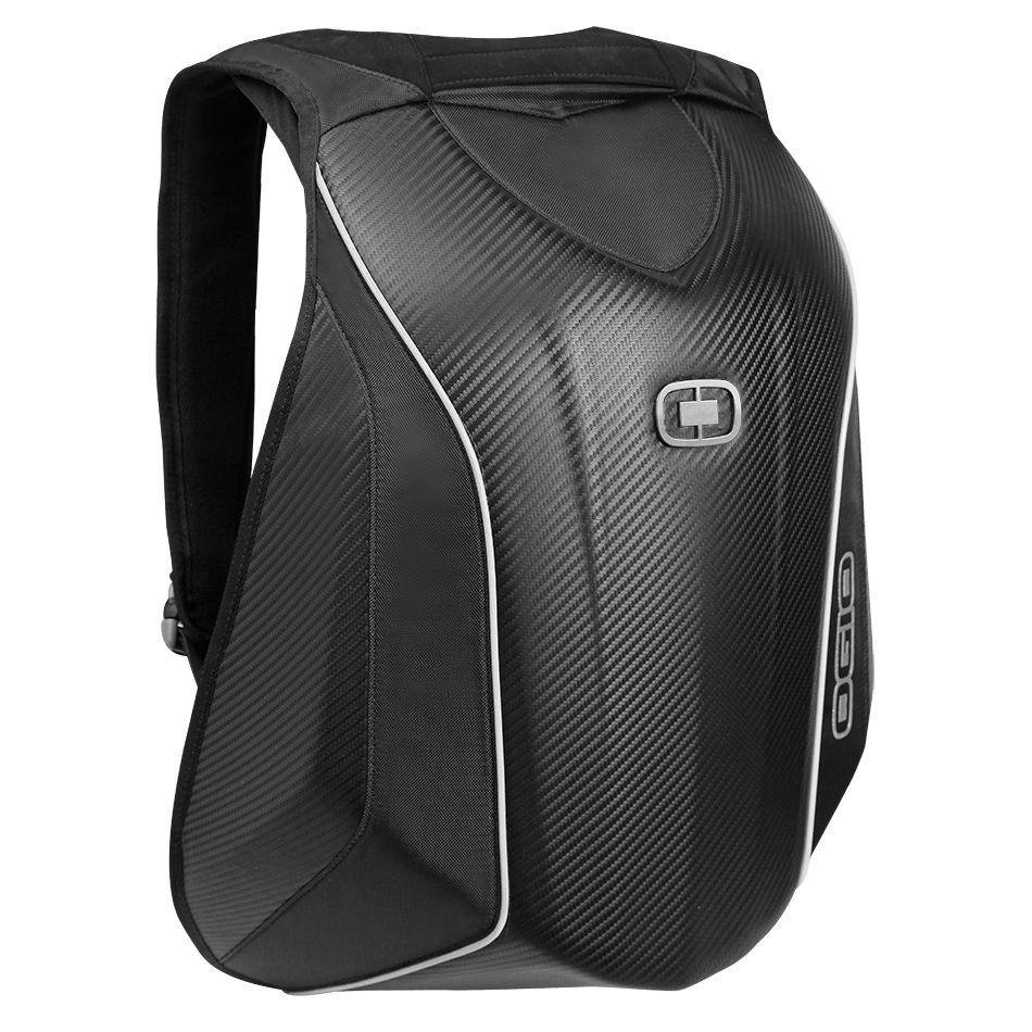 MACH S MOTORCYCLE BACKPACK - STEALTH