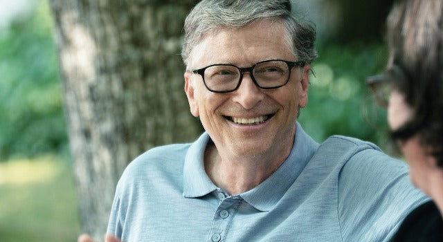 BILL GATES PROMOTES PROBIOTICS IN PREVENTION OF MALNUTRITION