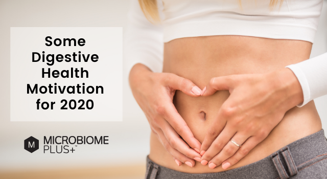 DIGESTIVE HEALTH MOTIVATION FOR 2020