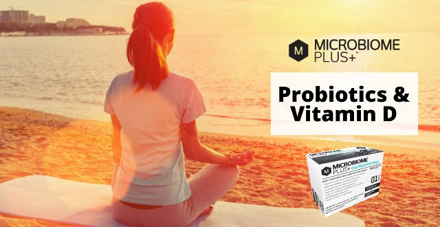 PROBIOTICS AND VITAMIN D: THE SYNERGISTIC BENEFITS