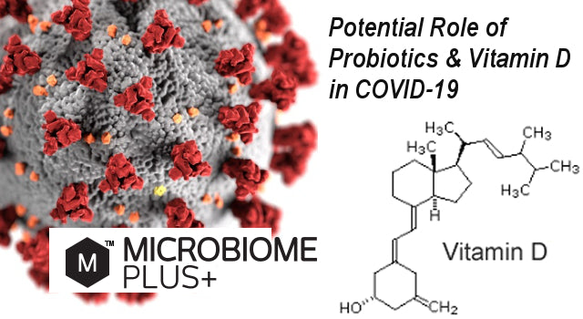 Potential Role of Probiotics & Vitamin D in COVID-19