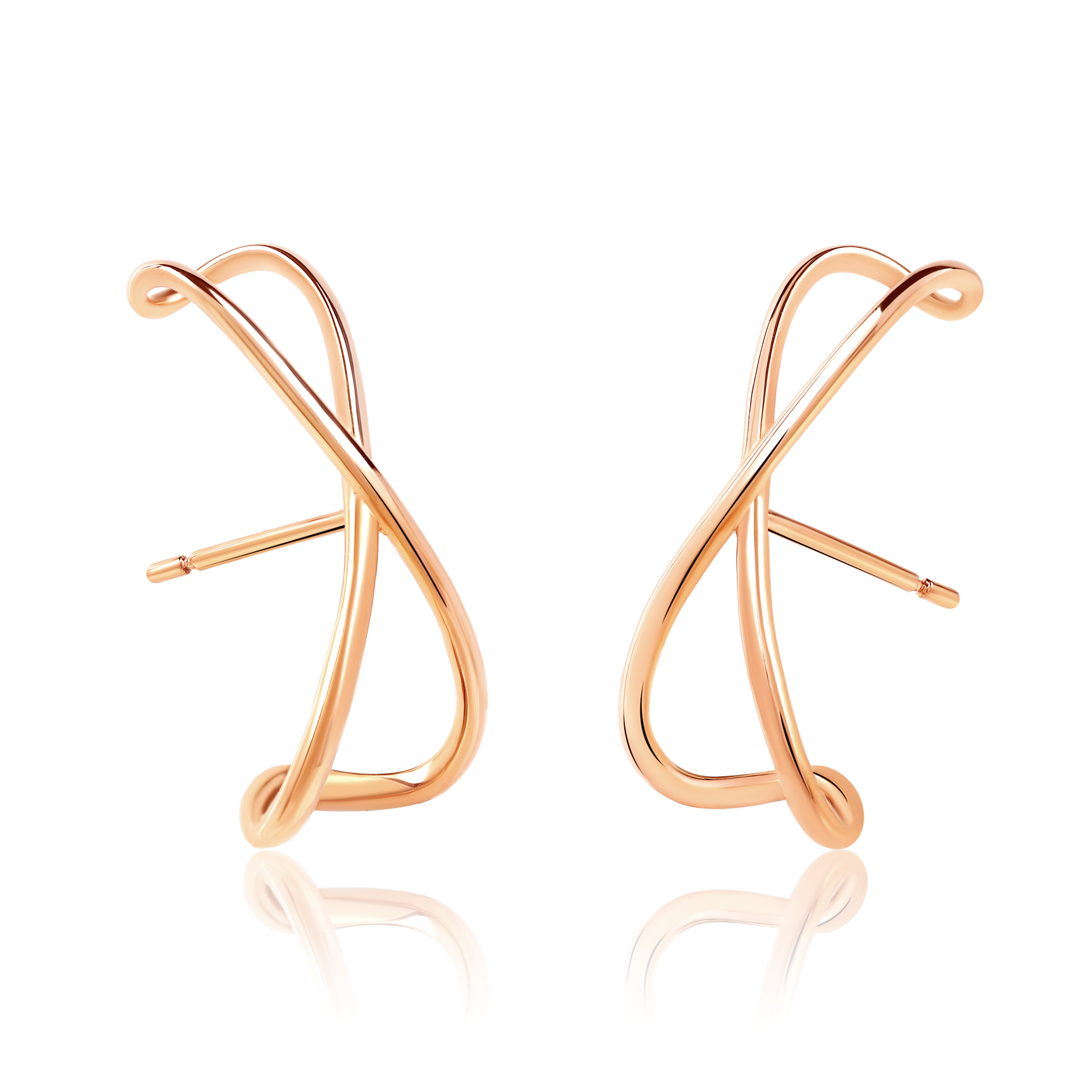 Classico Cuff Earrings