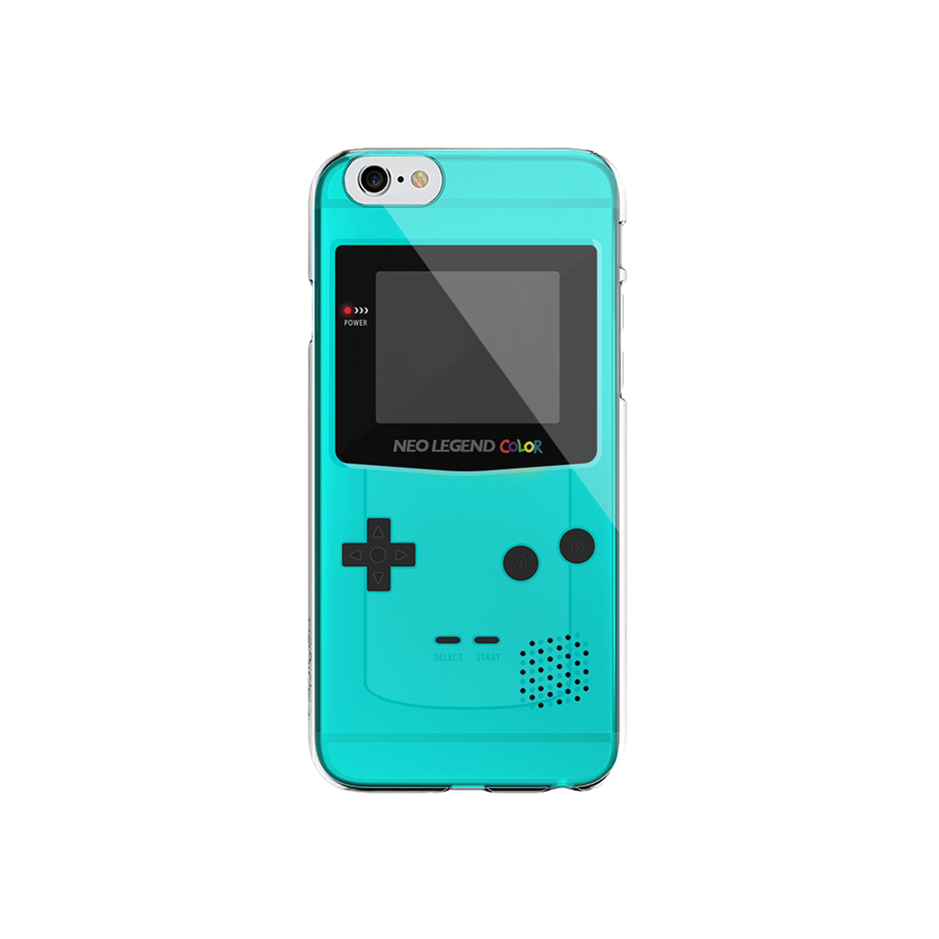 iPhone Case - Neo Legend Color Blue