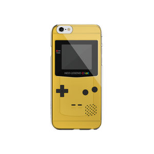 iPhone Case -  Neo Legend Color Yellow