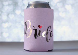 Bride Cooler - Bachelorette Party - Bachelorette Party Favors - Wedding Party Gifts - Gift for Bride - Engagement Gift