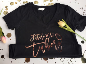 Future Mrs Gift - Bridal Shirt - Custom Shirt - Bride to be Gift - Bachelorette Party Supplies - Gift for Bride - Engagement Gift - Wedding