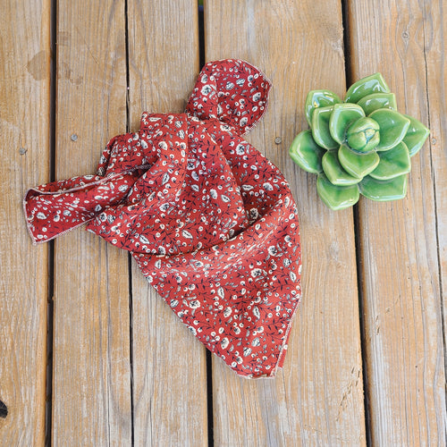 *MINI* Rustic Haven Wild Rag