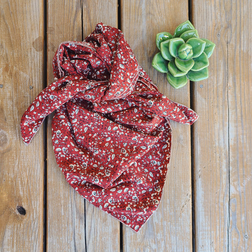 Rustic Haven Wild Rag
