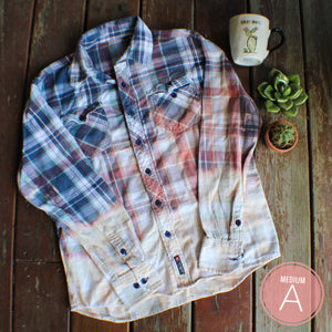 Variety of Bleached Flannels