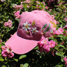 In the Garden Hat- Light Pink