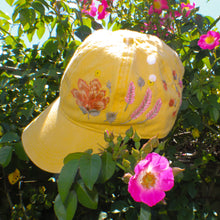 In the Garden Hat- Mustard