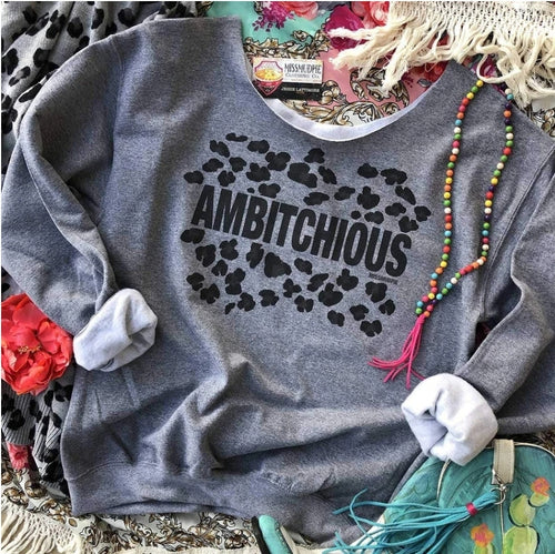Ambitchious Sweater