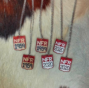 NFR Necklaces