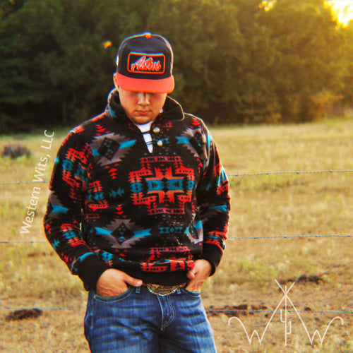 *PREORDER* ADULT Canyon Sunrise Punchy Pullover