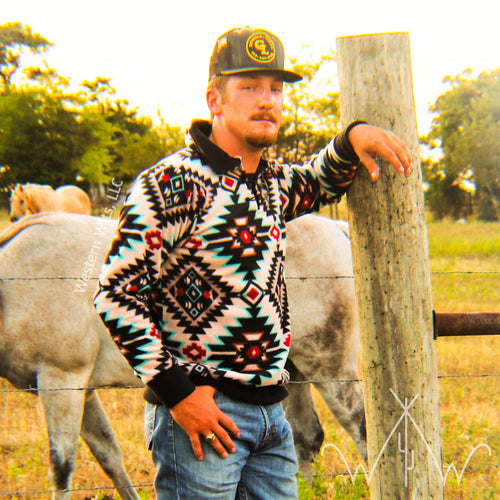 *ADULT* Desert Days Punchy Pullover