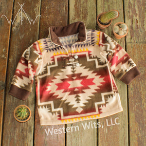 *YOUTH* Desert Morning Punchy Pullover