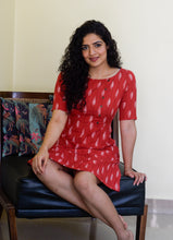 Load image into Gallery viewer, Tamatar Ikat Dress