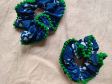 Load image into Gallery viewer, Upcycled Lace scrunchies