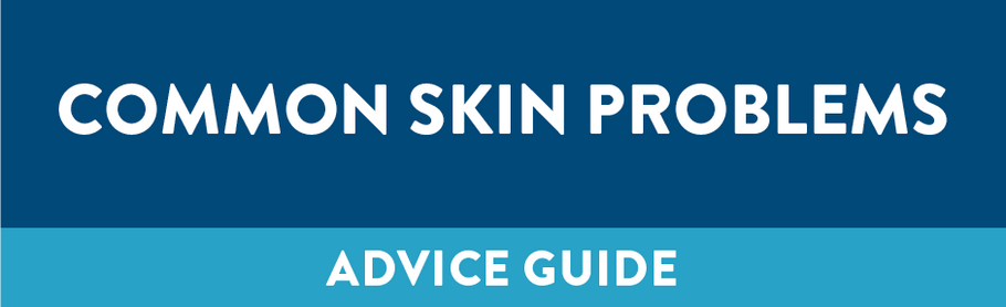 How does a healthy gut effect skin issues?