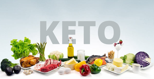 Ketogenic Way of Life Supported with Structured Silver