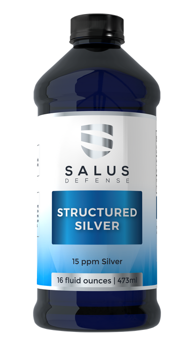 Structured Silver Liquid