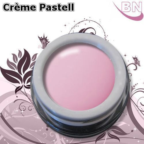 Farbgel Crème Pastell Pink 5Ml - Beautiful Nails