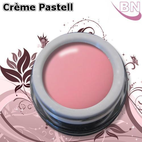 Farbgel Crème Pastell Rot 5Ml - Beautiful Nails