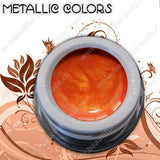 Farbgel Metallic Sunset 5Ml - Beautiful Nails