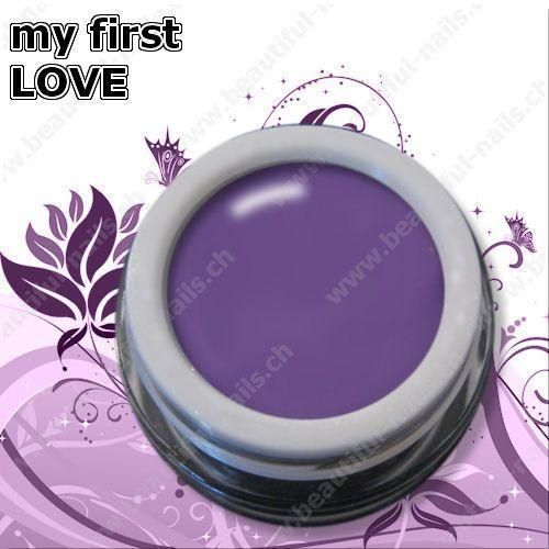 Farbgel My First Love -Lovestruck 5Ml - Beautiful Nails