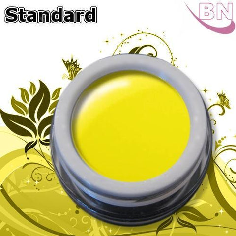 Farbgel Neon Yellow 5Ml - Beautiful Nails