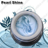 Farbgel Pearl Shine Blue 5Ml - Beautiful Nails
