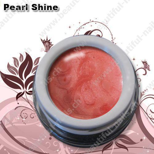 Farbgel Pearl Shine Strawberry 5Ml - Beautiful Nails