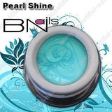 Farbgel Pearl Shine Turquoise 5Ml - Beautiful Nails