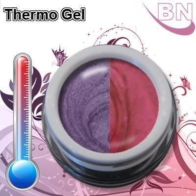 Farbgel Thermo Nr.2 - 5Ml - Beautiful Nails