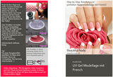Pdf Anleitung - Modellage Mit French - Beautiful Nails